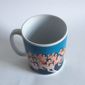 ladyland mug