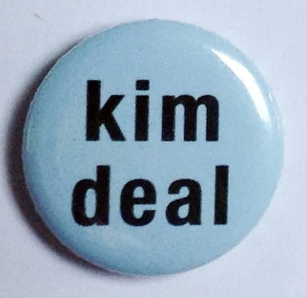 kim badge