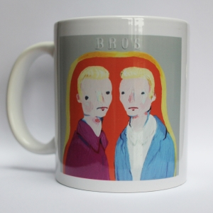 Bros mug