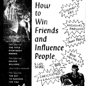 How to win friends Issue One